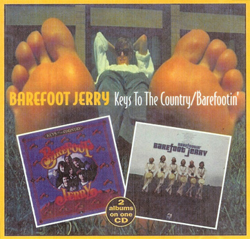 Keys to the Country/Barefootin' are now available as mp3 downloads