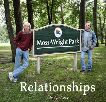 Moss Wright Park Relationships - Album Cover