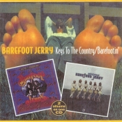 Keys To The Country / Barefootin' - Barefoot Jerry