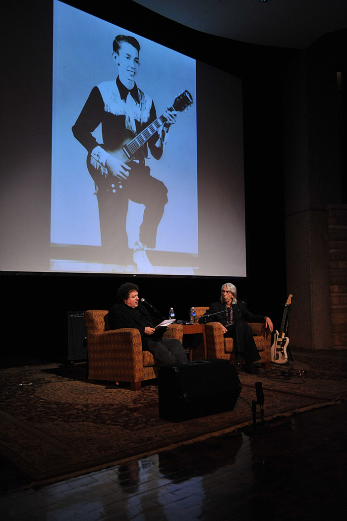 Wayne Moss: Images from the CMHOF Nashville Cats Interview