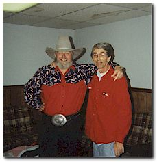 Charlie Daniels and Wayne Moss