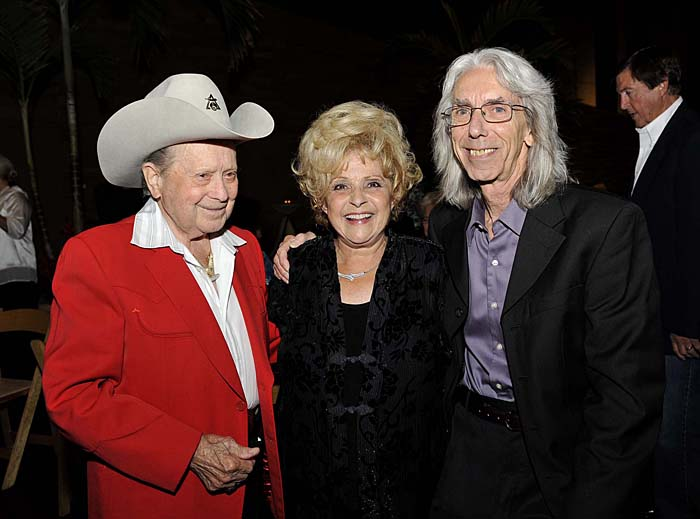 Little Jimmy Dickens, Brenda Lee and Wayne Moss