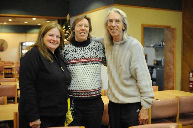 Pickin\' @ the Dilly: Lorrie Carter Bennett, Lisa Horngren and Wayne Moss