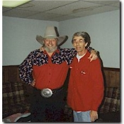 Charlie Daniels and Wayne Moss