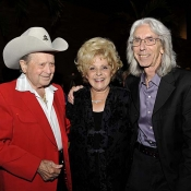 Little Jimmy Dickens, Brenda Lee and Wayne Moss