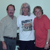 Randy Layne with Wayne Moss and Buzz Cason - Pickin at the Dilly