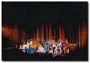 Vanderbilt Barefoot Jerry Concert