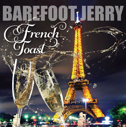 Barefoot Jerry Live in Paris - Album Cover